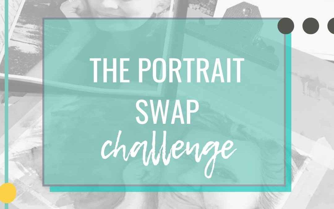 The Portrait Swap Challenge