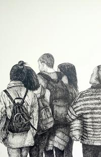 Behind the Sketchbook