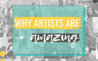 Why artists are so amazing!