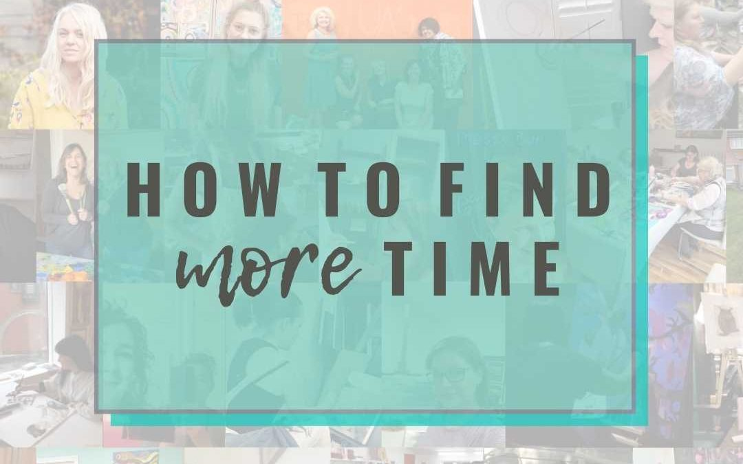 My top tips to find with more time