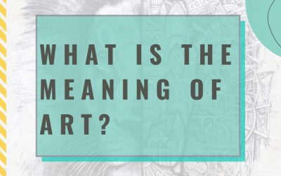 What is the meaning of art?